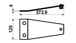 Piastra portalama PZ 165