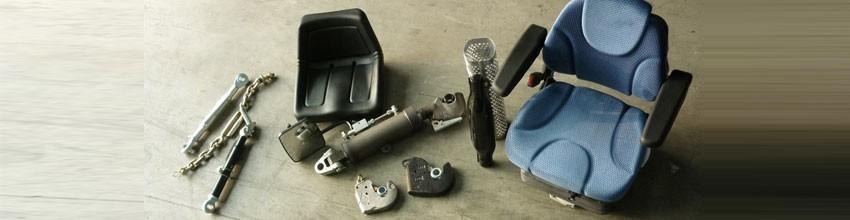 Ricambi e accessori per trattori