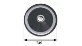 Disco folle Supertino 165