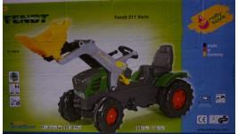 trattori a pedali