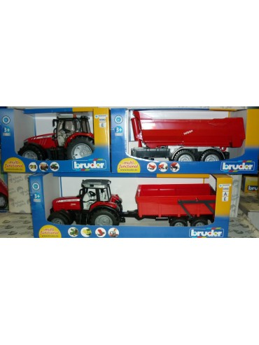 Modellini di camion  trattori e rimorchi