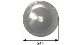 Disco folle Pottinger 185