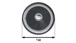 Disco folle PZ 165