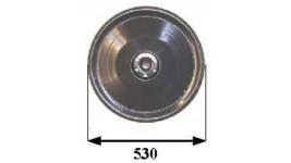 Disco folle Claas  d. 530