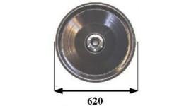 Disco folle Claas  d. 620