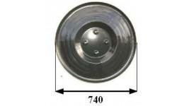 Disco folle Galfrè 165