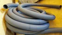 Tubo in pvc rigido spiralato